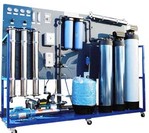 Industrial Commercial Water Treatment
